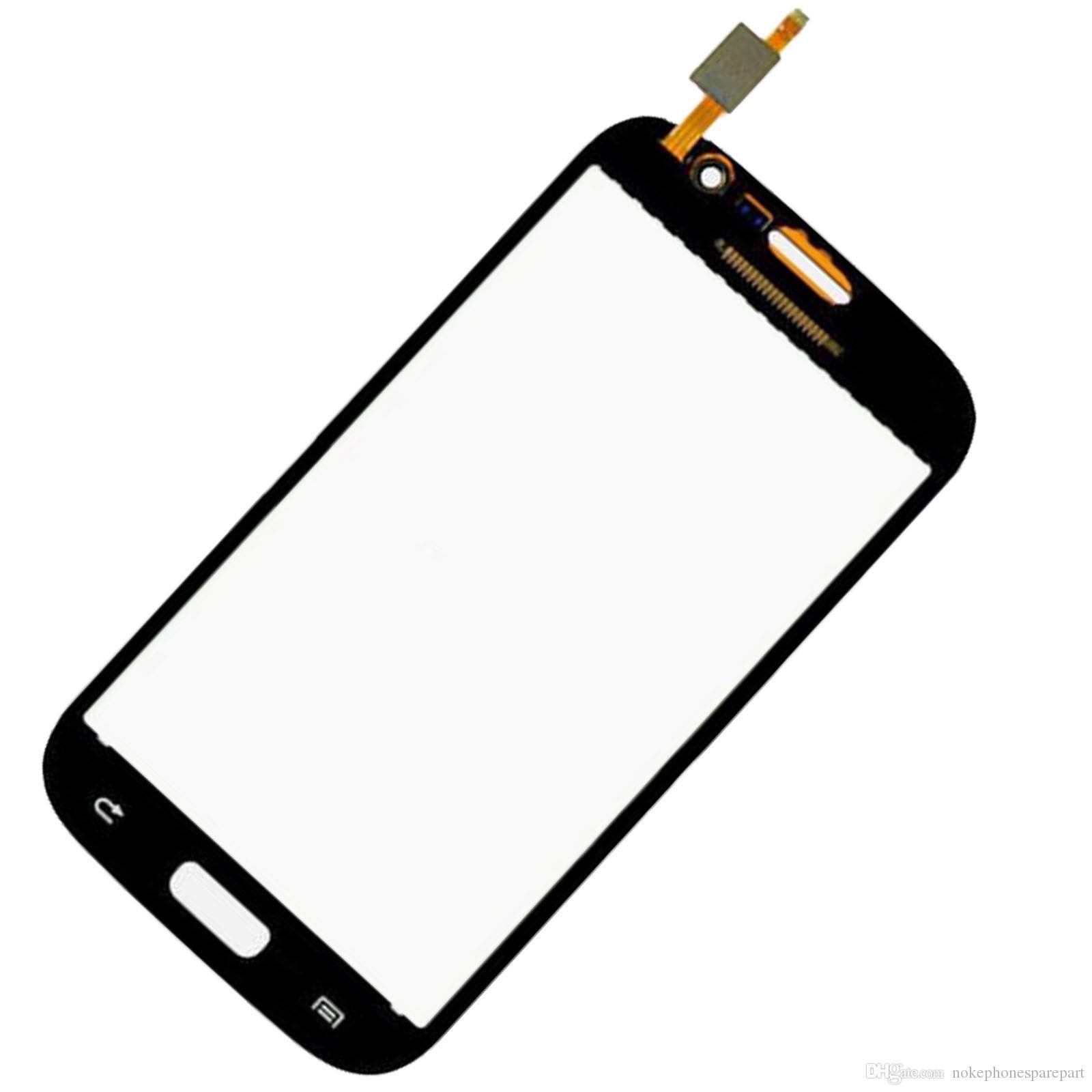 삼성 갤럭시 그랜드 i9080 듀오 i9082에 대한 화이트 터치 스크린 디지타이저 유리