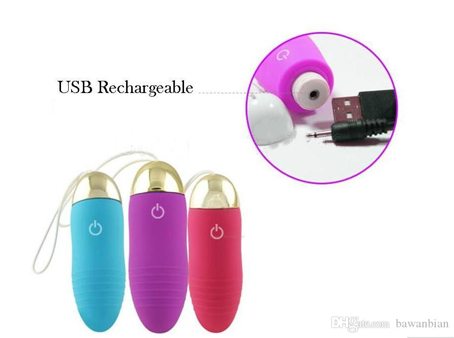 Vibradores APP Aplicación Bluetooth Inalámbrico Control remoto Jump Egg Impermeable Fuerte Vibrante Huevos Sexo Vibrador Adulto Juguete Sexo Productos para Mujeres