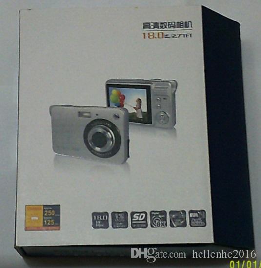 10x HD 디지털 카메라 18MP 2.7