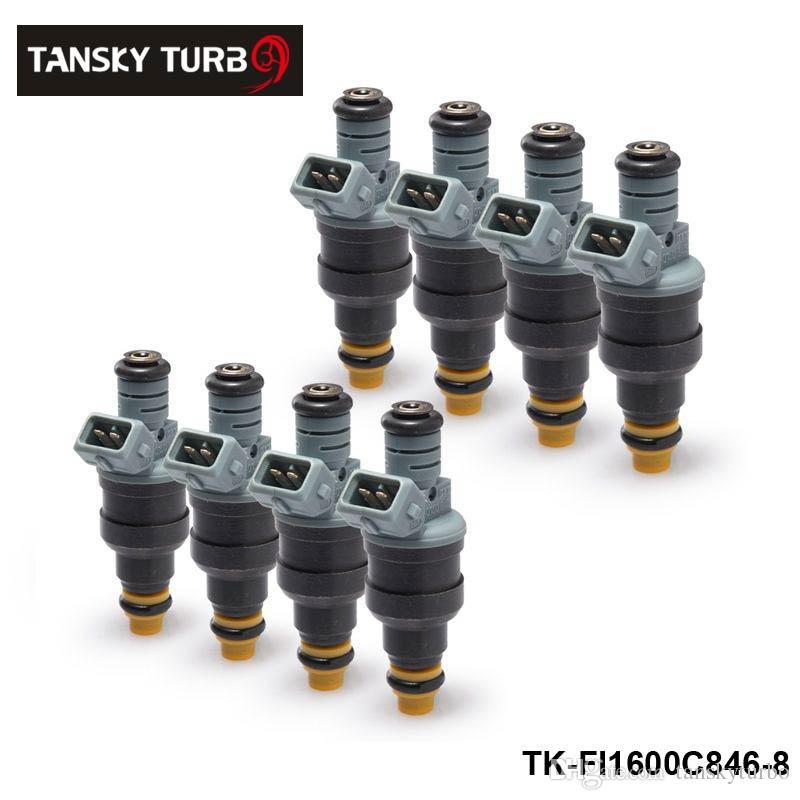TANSKY-new H G Nuovo iniettore 1600cc 152lb / hr Audi Chevy Ford 0280150846 TK-FI1600C846-8