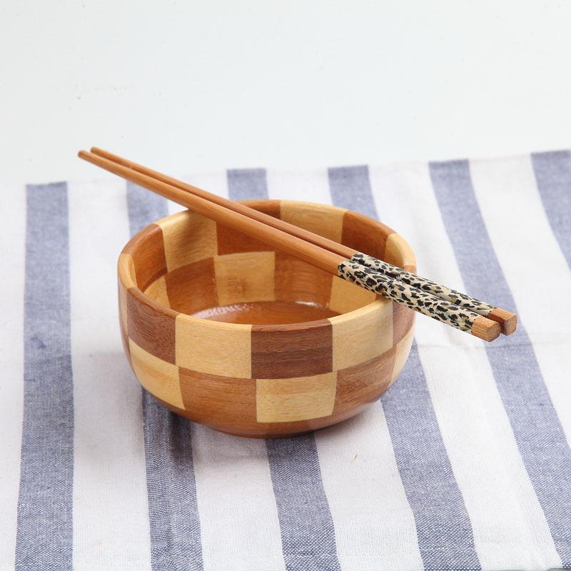Grosshandel Bambus Holz Salat Von Obstsalat Schussel Kinder Bambus