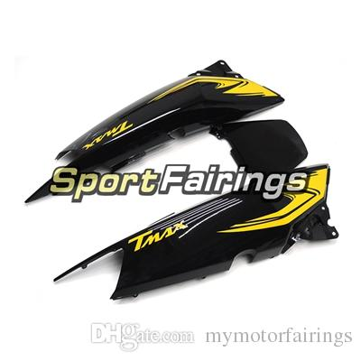Injection Fairings For Yamaha XP500 TMAX 500 T-Max 08 09 10 11 2008 - 2011 ABS Plastic Motorcycle Fairing Kit Gloss Black Yellow Decals New
