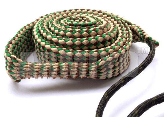 Armiyo Bore Snake Hoppe's 9 Boresnake 7.62mm .308 30-30 .30-06 .300 .303 Cal Hunting Rifle Cleaner Gun Barrel Cleaning Rope Sling 24015