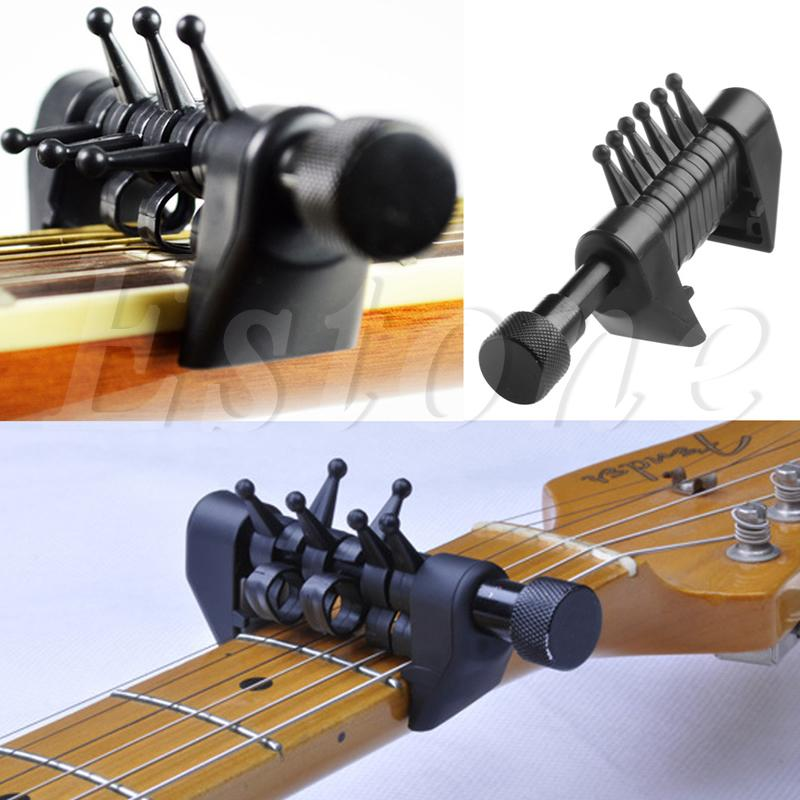 Wholesale- Multifunction 6 Chord Capo Open Tuning Spider Chords For ...