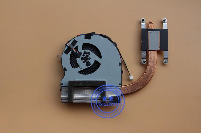 Nouveau original pour Lenovo Z380 Z380 Z380A Z380AM ventilateur de refroidissement pour ordinateur portable avec dissipateur thermique
