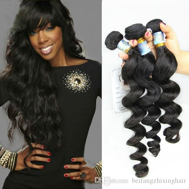 Cheap 7a unprocessed brazilian hair weave peruvian malaysian cheap 7a unprocessed brazilian hair weave peruvian malaysian indian remy virgin hair extensions natural color loose wave human hair remi human hair weave pmusecretfo Gallery