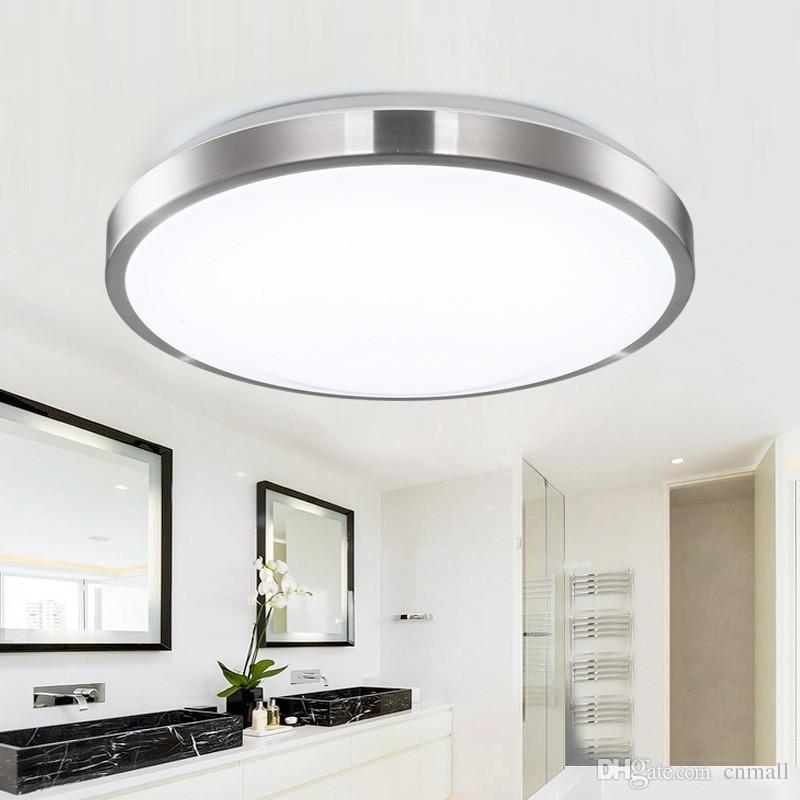 / LED 천장 조명 Dia 350mm 220V 230V 240V 16W 36W 45W Led 램프 현대 거실 천장 조명