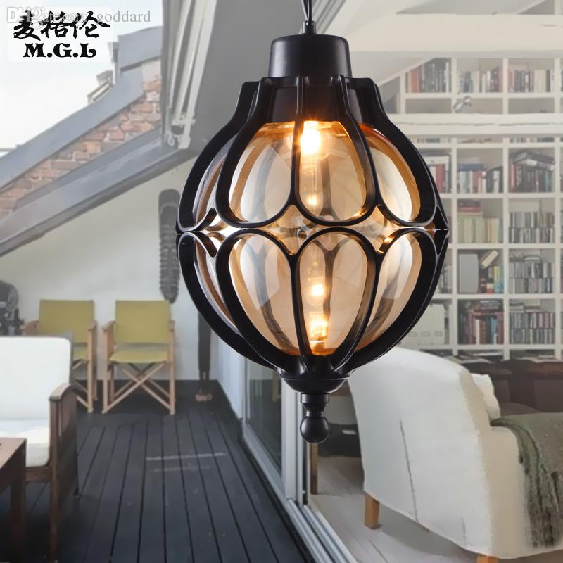 Online cheap wholesale waterproof outdoor garden lights vintage online cheap wholesale waterproof outdoor garden lights vintage garden chandelier balcony continental simple outdoor lights hallway entrance lighting by aloadofball Choice Image