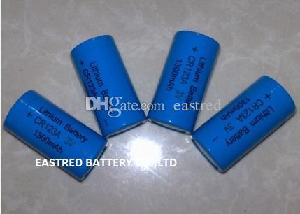/ Fabrik Großhandel 3v Nicht aufladbare Lithium-Batterie CR123A CR17345 16340 DL123A 1500mAh für Kamera