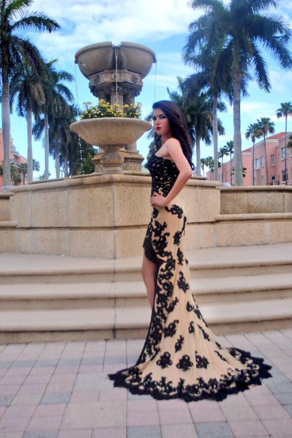 Schöne Satin Hallo-Lo Prom Kleider Applique Perlen Mantel Schatz Neck Sleeveless Backless Formale Party Kleider Abendkleid