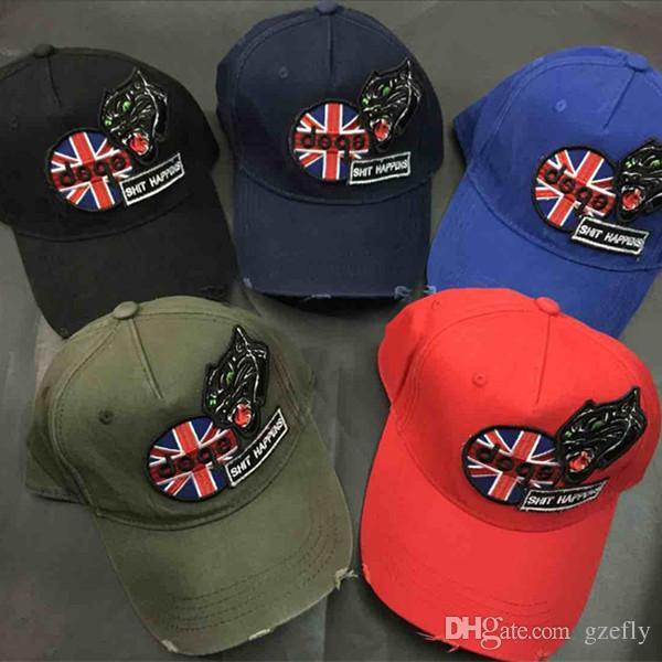 2017new Brand Hat Baseball Cap Snapback Hats for Men Women 100 ... a862b34ec83