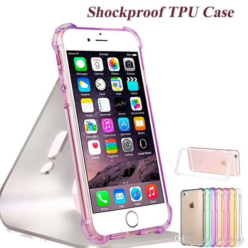 iphone 6 case clear gel