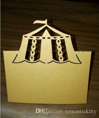 Acheter Tentes De Carnaval Placecards Wedding Escort Nom Cartes Visite Anniversaire Baby Shower Nouvel An Dcorations Fte 1406 Du Romantickitty
