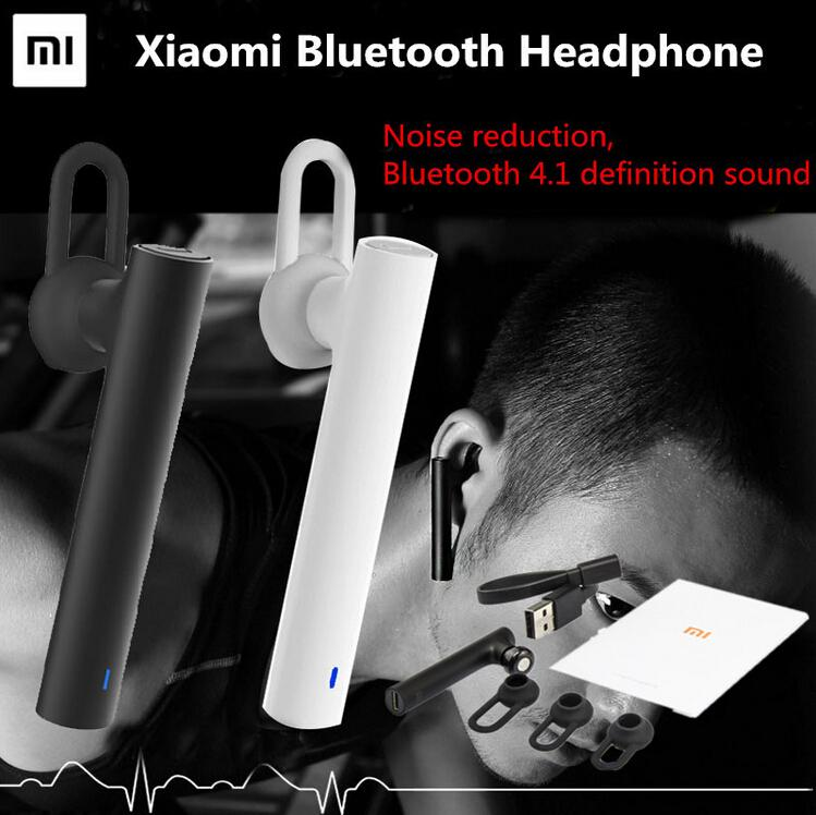 d38be797d14 Original Xiaomi Bluetooth Headset Wireless V4.1 For IPhone Samsung Xiaomi  Redmi Note 2 3 Mi4 Mipad 2 Phone Wireless Earphones Headsets From  Jennyzhang516, ...