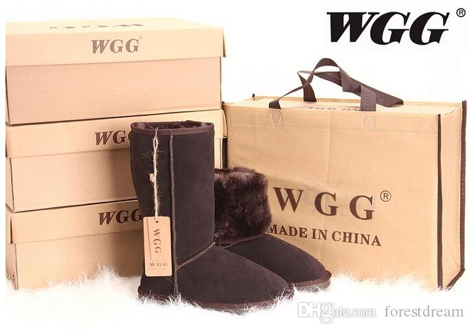 2016 High Quality WGG U Women's Classic tall Boots Womens boots Boot Snow boots Winter boots leather boots boot US SIZE 5--12