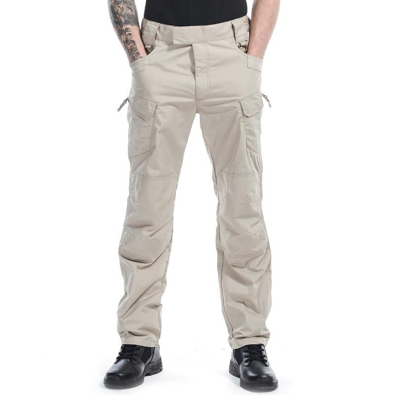 8814913170 2019 2017 New Tactical Military Pants Outdoors Camping & Hiking Pants Mens  Sport Army Cargo Pants SWAT Combat Training Trousers IX7 From Yymq0404, ...