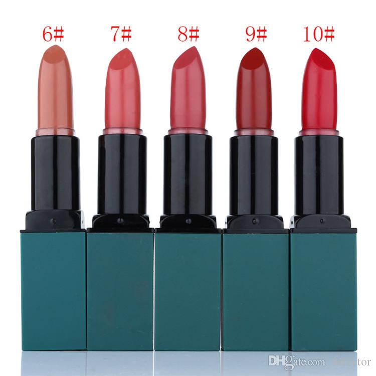 Hot sale New Arrival BBIA Last Lipstick Velvet Matte Lip Stick Brand Batom Rouge Waterproof Long lasting Maquiagem Korea Lips Makeup