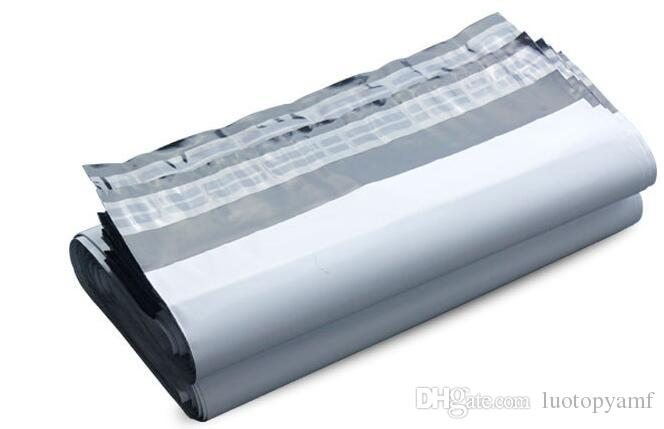 35*45 cm poly mailer mailing bags express bags courier bags express envelope Plastic Mailers Bag /bag white