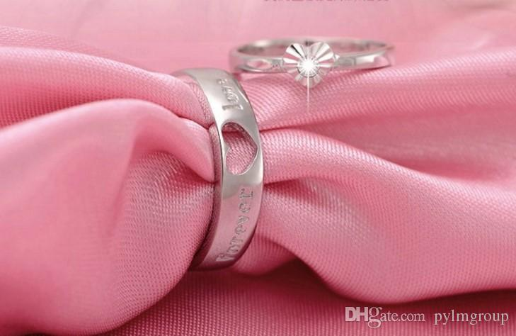 оптовое ожерелье момент Solitaire кольцо Anniversary S925 Обручальное CA дама новая свадьба Dimond женщин IT Париж EUR США