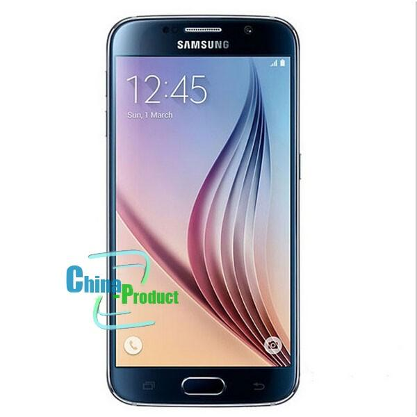 "Refurbished Samsung Galaxy S6 Unlocked 4G GSM Android Mobile Phone G920P Sprint Octa Core 5.1"" 16MP RAM 3GB ROM 32GB Dropshipping"