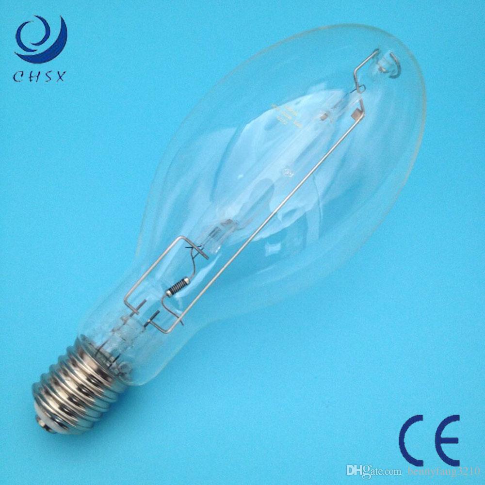 250w And 400w E40 Clear High Pressure Mercury Lamp Self