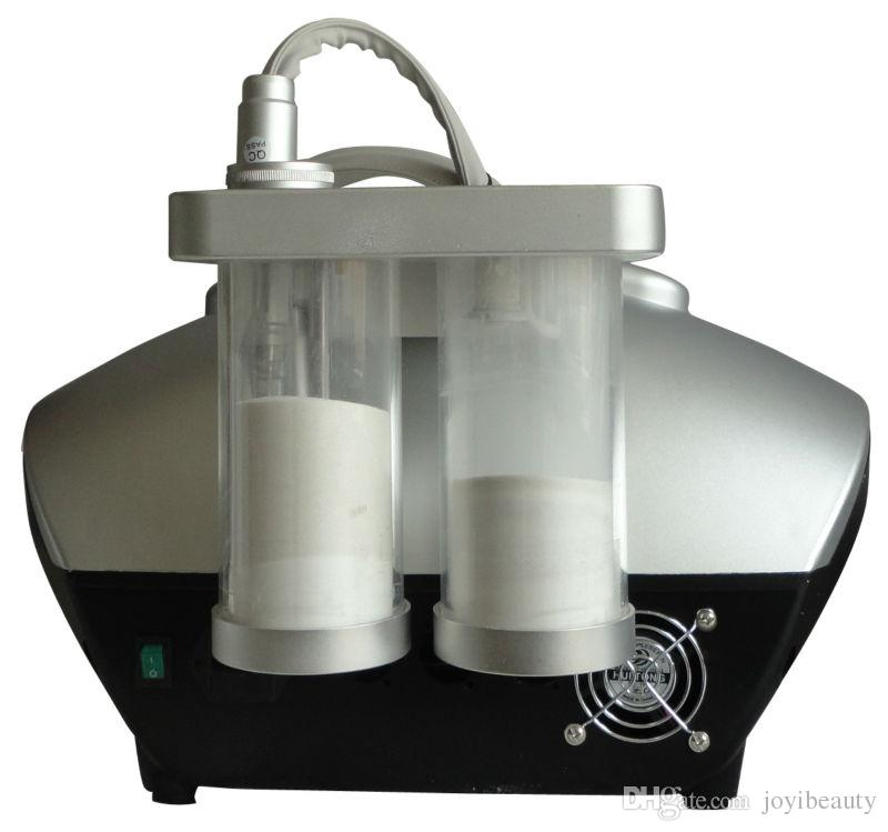 Profesional Crystal Microdermabrasion y Diamond Peel Dermabrasion Micro Crystal Dermoabrasión Peeling piel Máquina Facial Cicatriz Remoción