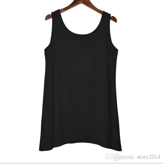 New Summer Women's Tank Tops Solid Color Casual Fitness Top Vest Ladies Bamboo cotton sport Vest Tshirt Womens
