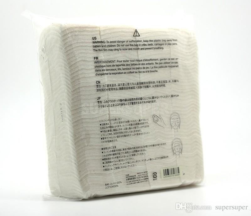 [big sale] Bio-Baumwolle japanische muji Baumwolle ungebleichte Baumwolle Pad Wick Nature Cotton für rda rba Zerstäuber Spule Make-up Baumwolle