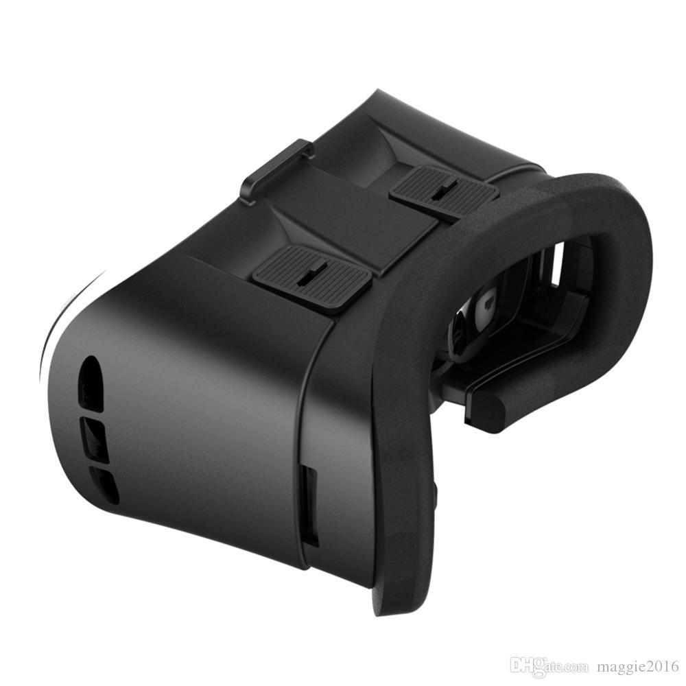 Nuova realtà virtuale VR BOX II 2.0 Versione 3D Occhiali Google Cardboard Occhiali VR 3D Video Movie Game smartphone 4,7-6 pollici
