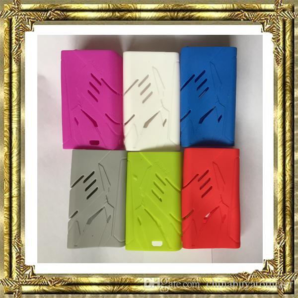 Smok t-priv 220 Вт силиконовый чехол сумка красочные резиновый рукав защитная крышка кожи для Smok tpriv 220 Box Mod Vape Starter Kit