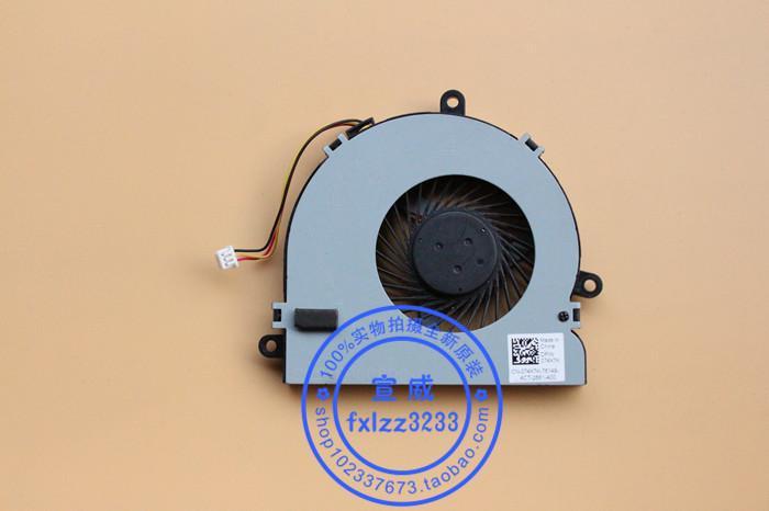 Nouveau Original pour Dell Inspiron 15R 17 17R 5721 74X7K 3521372155215535 ventilateur de refroidissement pour ordinateur portable