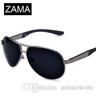 16516bd03e53 Hot Sale Fashion Men s UV400 Polarized Coating Sunglasses Men ...