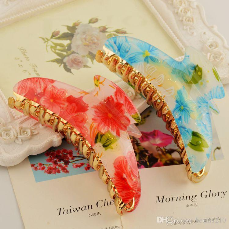 Barrettes Hair Accessories for Women Girls 2018 Korean Style Clamps Hair Clips Hairstyles Mix Headpieces Valentine's Day Gift Ideas