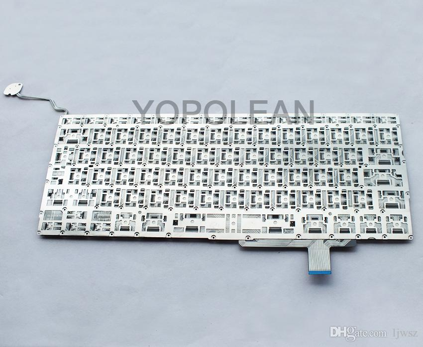 New Russian Laptop keyboard For MacBook Pro 17 inch A1297 RU Keyboard Year 2009 2010 2011 2012
