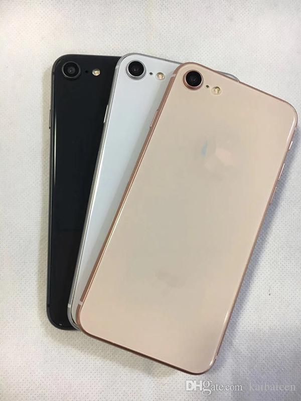 KAIBAICEN Fake Dummy Mould for Iphone 8 8 plus Dummy Mobile phone Mold Only  for Display Non-Working Dummy model