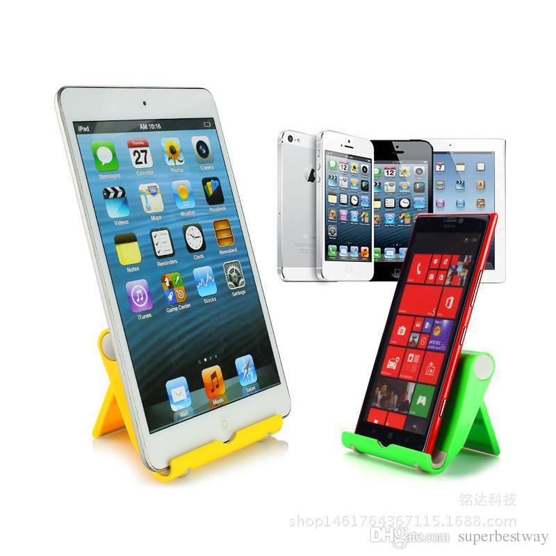 Supporto del supporto del supporto di angolo regolabile portatile del supporto del supporto di telefono flessibile del supporto il supporto il tablet ipad OTH109