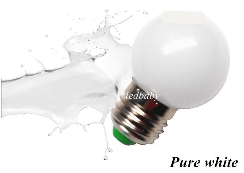 3 W E27 E26 B22 Efeito de Lâmpada bola Efeito DJ Globo Lâmpada de luz bolha Lâmpada de Iluminação de Palco 85-265 v