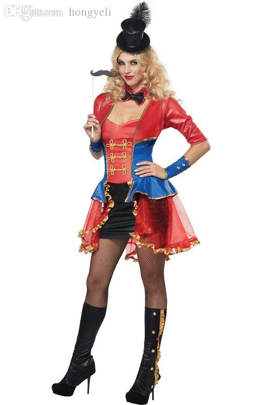 see larger image - Halloween Costumes Harlequin