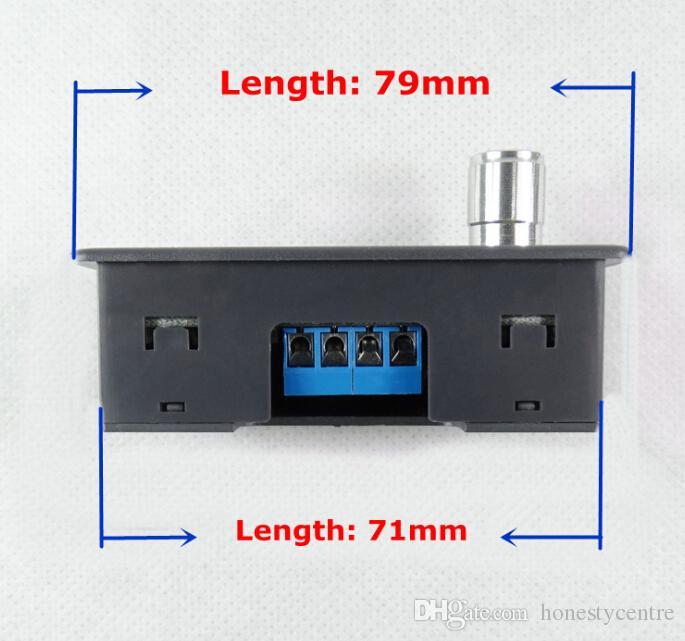Vente chaude DP20V2A Multi-fonction Digital Power DC module d'alimentation intégré compteur de tension Step-down testeur de courant Voltmètre