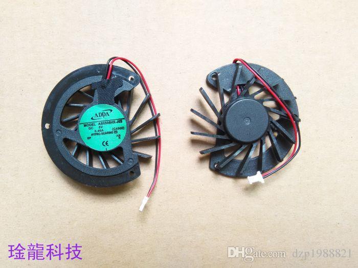 Nouveau refroidisseur d'origine pour HP CQ40 CQ41 CQ45 DV4 ventilateur du processeur AB6505HX-J03 livraison gratuite