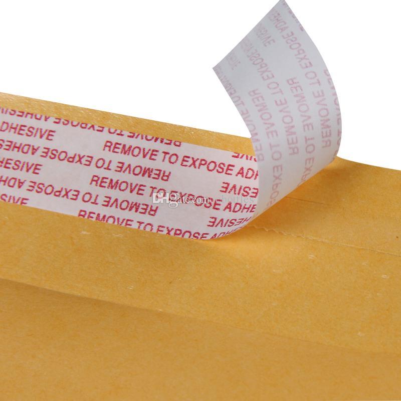 150 * 180 ملليمتر كرافت فقاعة بريدية البريدية مبطن مغلفات حقائب التفاف أكياس الحقائب تغليف أكياس فقاعة الشحن مجانا