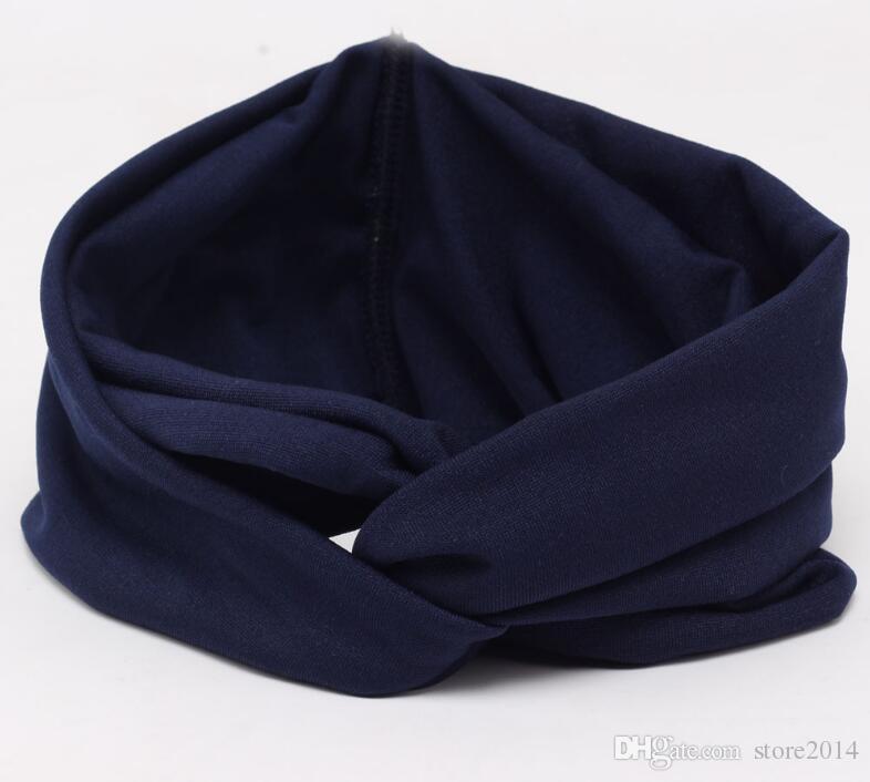 Gli accessori dei capelli delle signore della signora della fascia della fascia dei capelli dell'elastico di sport della fascia di modo della signora di nuova signora accessori trasporto libero