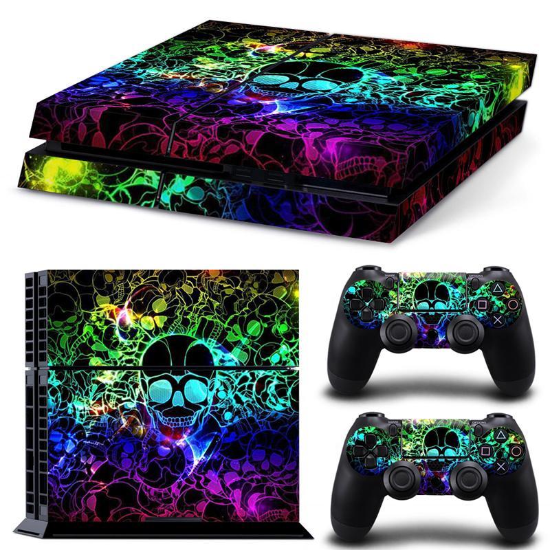 Videospiele Red Vinyl Decals Haut Aufkleber Für Xbox One Slim Konsole Und Controller Skins Abdeckung Weich Und Leicht Unterhaltungselektronik