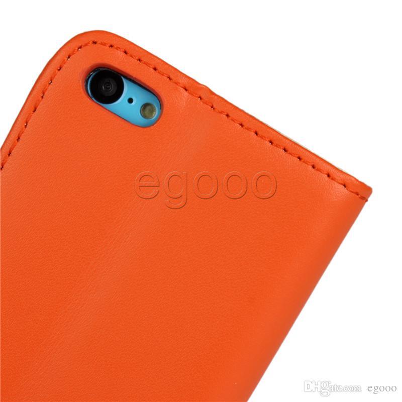 Dla iPhone X 8 Plus Portfel Flip Leather Case PU Skórzane etui Wallet Powrót Pokrowiec Wouch z gniazda kart do iPhone 7 6 6s Plus Sumsung Note8 S8
