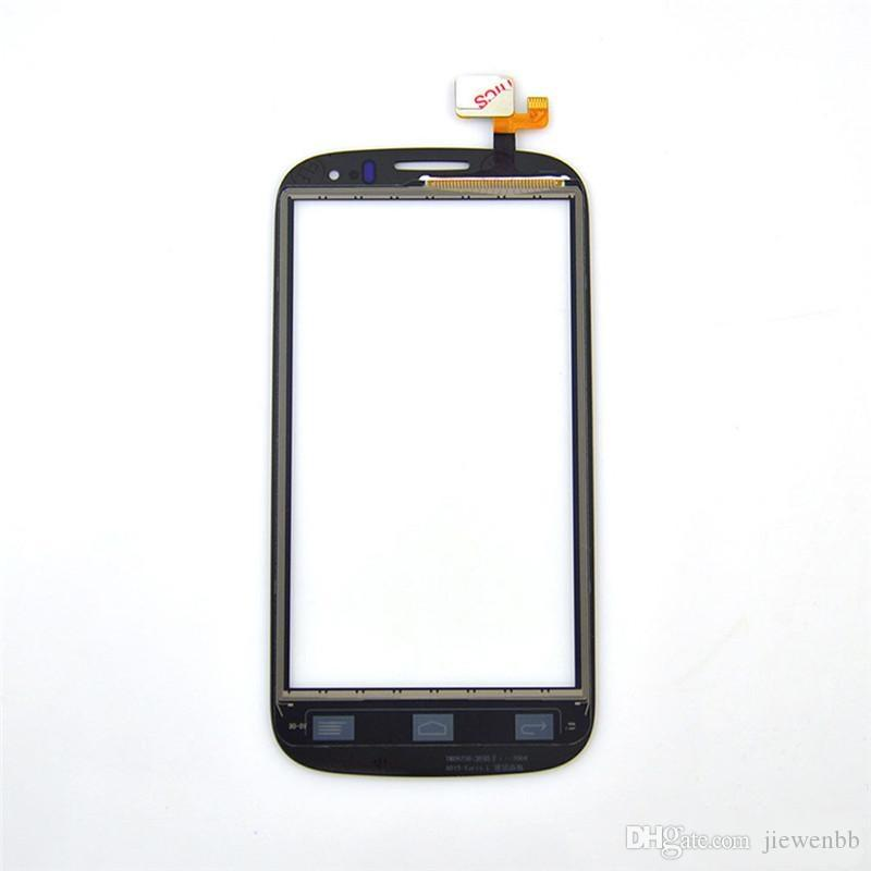 New Glass Screen For Alcatel One Touch Pop C5 5036D OT5036 OT5036D 5036 Touch Screen Digitizer Flex Cable W0H17 P0.2