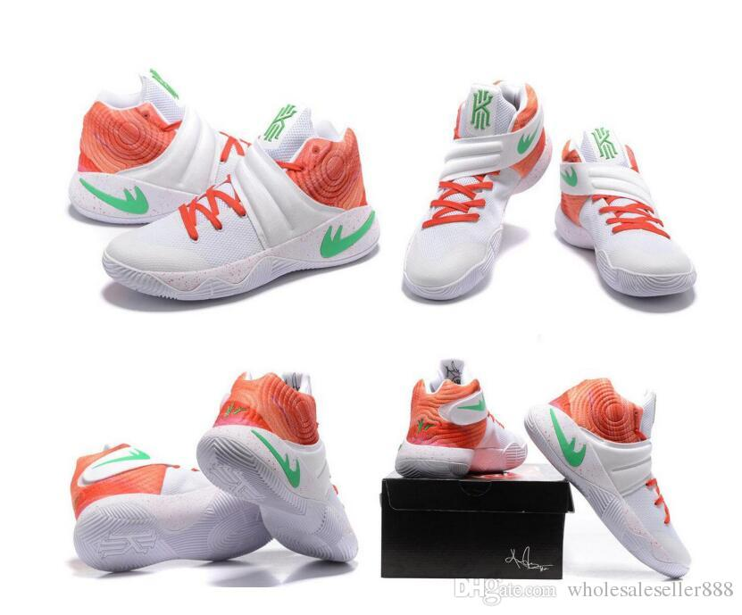 Hot Sale Outdoor Athletics Kyrie Irving 2 Ii Sneakers Shoes Custom Made  Limited Edition Basketball Shoes Trainers Sport Shoes 40 46 Basket Ball  Shoes ...