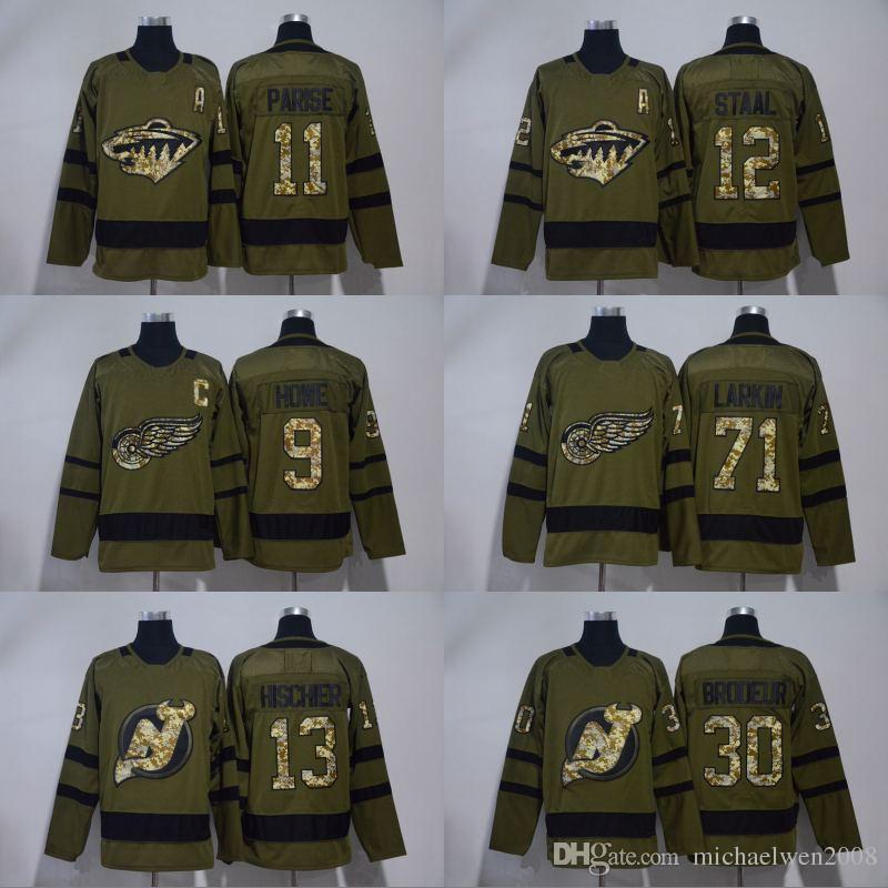2018 2017 Season Minnesota Wild Jersey 11 Zach Parise 12 Eric Staal Cheap Hockey Jerseys Stitched Embroidery Logo From Michaelwen2008 3215