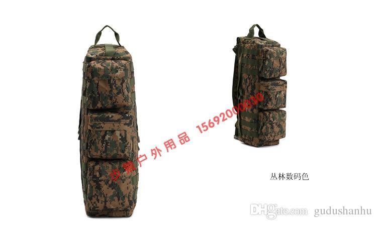5 Couleur tactique MOLLE Randonnée Chasse Camping Un sac à bandoulière Assault Outdoor Pack de sacs à dos de chasse militaire