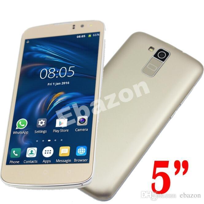 Smartphone Gps  Pollici Android   Telefono Mobile Astuto Di H Mobile V Dual Sim Wifi M Di Ram Spreadtrum Sc  Dello Schermo Dual