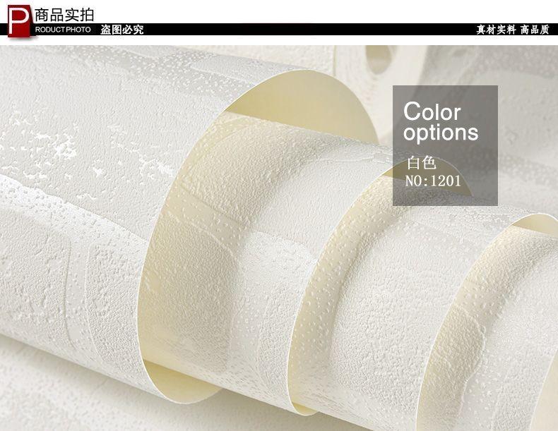 Hot 3D Luxus Holzblöcke Wirkung Braun Stein Ziegel 10 Mt Vliestapete Rolle Wohnzimmer Hintergrund Wanddekor Kunst Tapeten